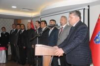 AHMET AYDIN - Aydın'da Başarılı Polisler Ödüllendirildi