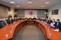 MEHMET AKİF ERSOY - Bağcılar, Kosova'nın İpek Şehri İle Kardeş Şehir Oldu