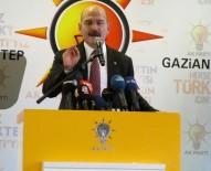 MEHMET TAHMAZOĞLU - Bakan Soylu Açıklaması 'AK Parti Sadece Siyasi Parti Olsaydı...'