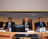 BAŞBAKAN YARDIMCISI - Başbakan Yardımcısı Şimşek Açıklaması 'Orta Doğu Türk İş Adamları İçin Bir Nimet'