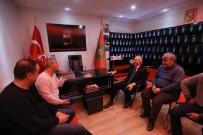 GAZILER - Başkan Kamil Saraçoğlu Açıklaması Şehitlerimiz Asla Unutulmayacak