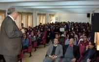 BELEDİYE BAŞKANLIĞI - Belediye Başkanı Kutlu Adıyaman Anadolu Lisesi Öğrencileriyle Buluştu
