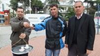 Burhaniye'de Kahvehanelerde Süt Satışı Arttı