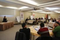 TÜRKIYE BELEDIYELER BIRLIĞI - Büyükşehir İSG Çalıştayına Ev Sahipliği Yaptı