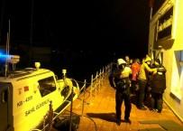 İNSAN KAÇAKÇISI - Çeşme'de 12 Mülteci Yakalandı