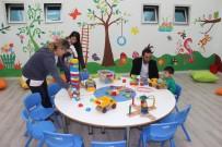 Çocuklar İçin Hastaneye Oyun Salonu Yapıldı
