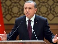 SALDıRı - Cumhurbaşkanı Erdoğan: Dürüst olun