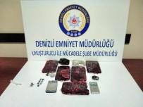 METAMFETAMİN - Denizli'de Uyuşturucu Operasyonu Açıklaması 8 Tutuklama