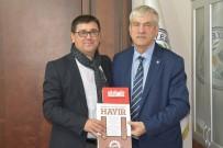 DİSK Genel Başkanı Beko'dan Başkan Tokat'a Ziyaret