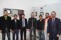 ELEKTRİK ENERJİSİ - Doğalgazdan Elektrik Üreten Üniversite