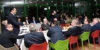MUSTAFA DÜNDAR - Dündar Açıklaması 'STK'ların Önceliği Millet Olmalı'