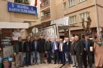 ESNAF ODASı BAŞKANı - Efsane Başkan Rahmetle Anıldı