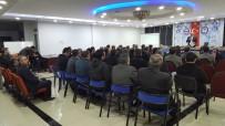 TOPLU SÖZLEŞME - Eğitim Bir-Sen Adıyaman Şube Başkanı Ali Deniz Açıklaması