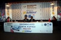 ERCIYES - Erciyes A.Ş. İle İstikbal Dünya Snowboard Kupası İçin Sponsorluk İmzaladı