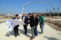 PAZARCI ESNAFI - Erdemli'ye Yeni Kapalı Pazaryeri Ve Otopark Yapılıyor