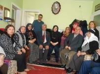 MUSTAFA GÖKÇE - ESKÜDER'den Şehit Ailesine Taziye Ziyareti
