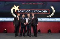 BAŞARI ÖDÜLÜ - Fiat'tan Ödüller Topçuoğlu Otomotive