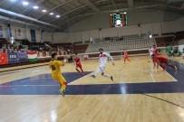 TACIKISTAN - Futsal Milli Takımı Tacikistan'ı Yendi