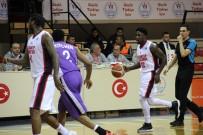 ÖZEL GÜVENLİK - Gaziantep Basketbol Avrupa'ya Veda Etti