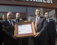 TARıM BAKANı - Gıda Tarım Ve Hayvancılık Bakanı Faruk Çelik, Hayvan Hastanesi'nin Açılışını Yaptı