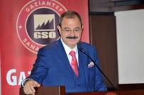 TÜRK LIRASı - GSO Şubat Ayı Meclis Toplantısı Yapıldı