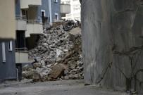 İSTİNAT DUVARI - Gümüşhane'de İstinat Duvarının Çökmesine Hukuki İnceleme