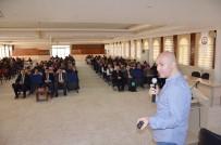 SAĞLIK PERSONELİ - Harran Üniversitesinde Akılcı İlaç Kullanımı Semineri