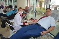 KıZıLAY - Hastane Çalışanları Kan Bağışında Bulundu