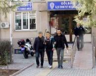 ASKER KAÇAĞI - Hırsızlıktan Aranan Asker Kaçağı Polis Tarafından Yakalandı