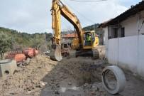 SOMA - Hizmetler Kırsal Mahalleleri Kentleştiriyor