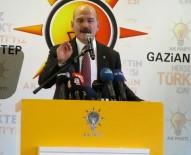 MEHMET TAHMAZOĞLU - İçişleri Bakanı Süleyman Soylu Açıklaması