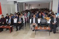 KİTAP OKUMA - İncesu Belediye Başkanı Zekeriya Karayol Kilim Sosyal Bilimler Lisesinde Seminer Verdi