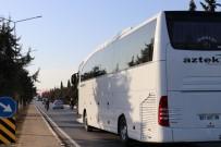 GÜZERGAH - İsrail Takımına 'Mossad'lı Koruma