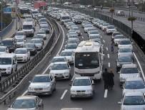 BOĞAZIÇI KÖPRÜSÜ - İstanbul'da bazı yollar trafiğe kapatılacak