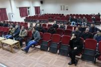 MÜSLÜMANLAR - Kahta'da 'Bağdat Havzası' Paneli Düzenlendi