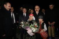 LÜTFI ELVAN - Kalkınma Bakanı Elvan Mardin'de