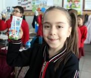 SÜT ÜRÜNLERİ - Kayseri'de 104 Bin 590 Öğrenciye Süt Ve Kuru Üzüm Dağıtıldı