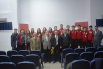 ALP ARSLAN - Kros Dalında Başarılı Öğrenciler Sevinçlerini Kaymakam Arslan İle Paylaştı