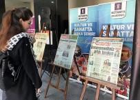 NİLHAN OSMANOĞLU - Kütahya'da 'Manşetlerle 28 Şubat' Sergisi