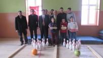 Mahmudiye Atatürk İlkokulu Öğrencileri Bowling Topuna İlk Kez Dokundu
