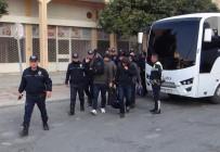 UZMAN ÇAVUŞ - Mersin'de 'Bylock'çu Askerler Adliyeye Sevk Edildi
