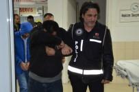 Milas'ta 31 Göçmen Ve 3 Organizatör Yakandı