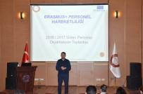 MUSTAFA KEMAL ÜNIVERSITESI - MKÜ'de Akademik Ve İdari Personele Oryantasyon Toplantısı