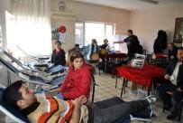 TÜRK KıZıLAYı - Mudanyalılar Kan Bağışladı