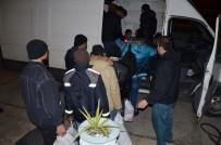 Muğla'da 31 Göçmen Ve 3 Organizatör Yakandı