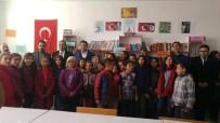 GÖLGELI - Mut Ülkü Ocakları, Şehit Fırat Yılmaz Çakıroğlu Adına Kütüphane Açtı
