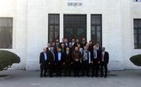 LÜTFÜ SAVAŞ - Nazilli Ticaret Odası'ndan Hatay Büyükşehir Belediyesine Ziyaret