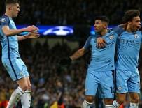 MANCHESTER - Nefes kesen maçtan City galip çıktı