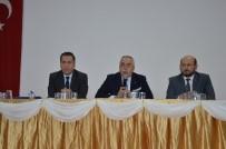 RECEP GÖKÇE - Niksar'da Muhtarlar Toplantısı