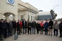 BAYBURT ÜNİVERSİTESİ REKTÖRÜ - Öğrenci Ve Öğretim Elemanlarından Halep'e Yardım